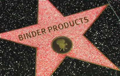 BINDER goes to Hollywood