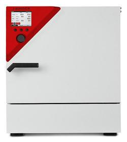 Tủ ấm CO2 Binder CB 60, điểu khiển O2 và cửa kính chia ngăn