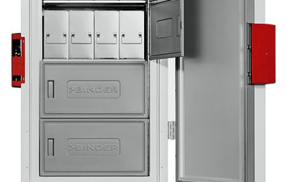 Tủ lạnh đông sâu Binder UF V 500