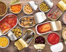 Đánh giá hạn sử dụng Thực phẩm đóng hộp ăn liền với Tủ vi khí hậu Binder
